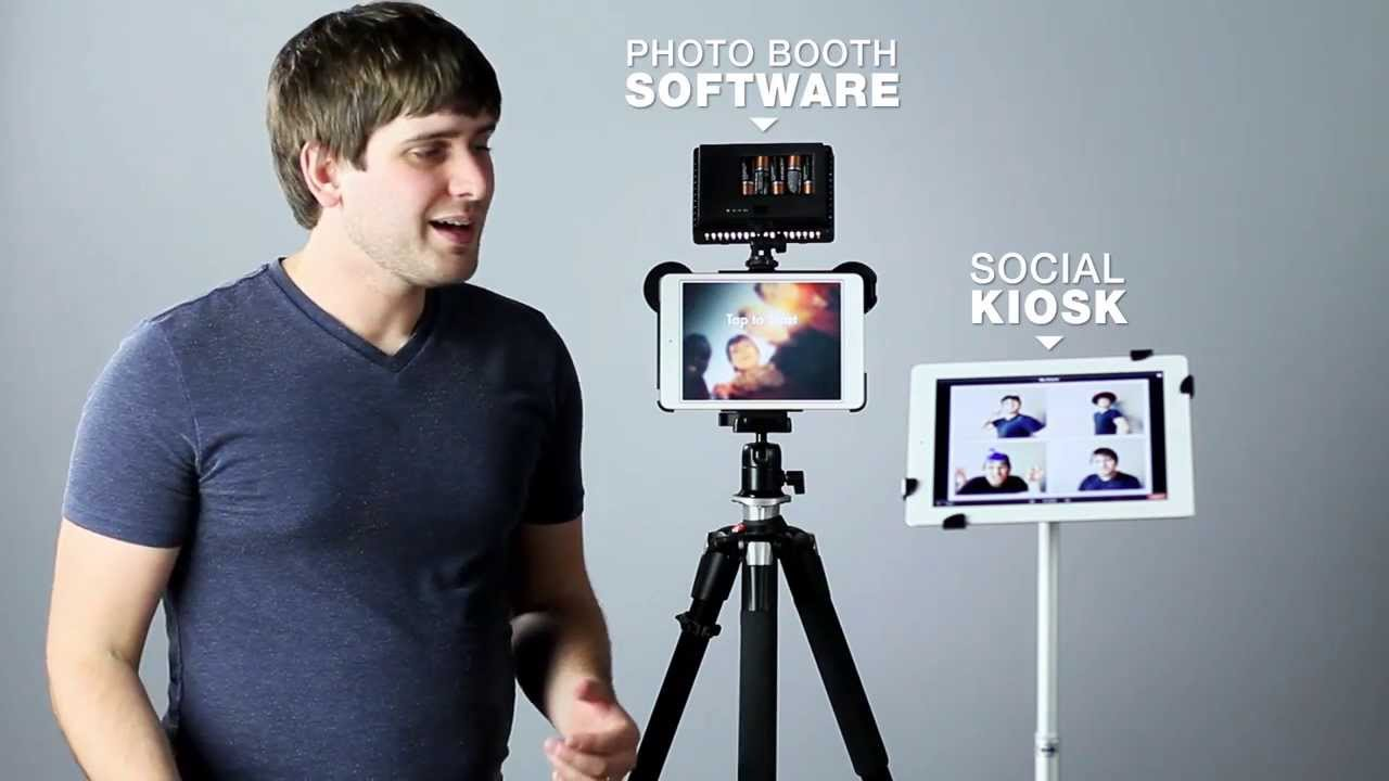 Set Up A Photo Booth In Minutes