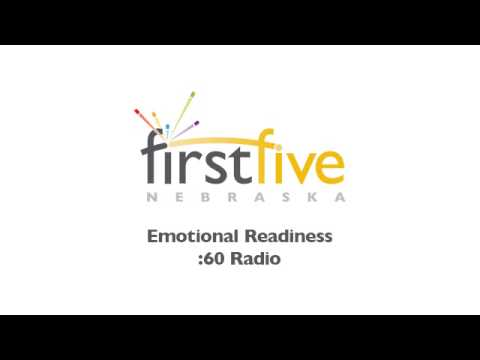 First Five Nebraska | Emotional Readiness Radio