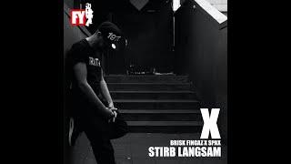 BRISK FINGAZ X SPAX - STIRB LANGSAM