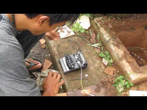 Installing Singapore's MyRepublic Fiber Optic in an Indonesian Home