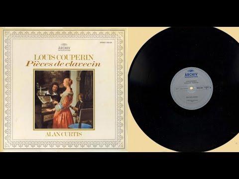 Alan Curtis (harpsichord) Louis Couperin, Pièces de clavecin