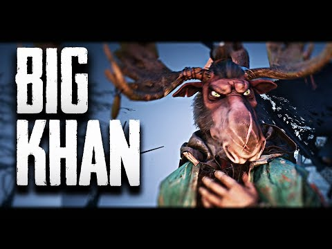 Mutant Year Zero: Seed of Evil DLC - Recruiting Big Khan the Fire Breathing Moose