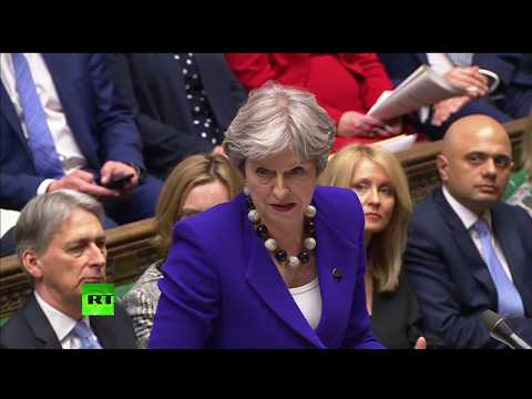 LIVE: Theresa May holds PMQs after two days of debate on Syria airstrikes