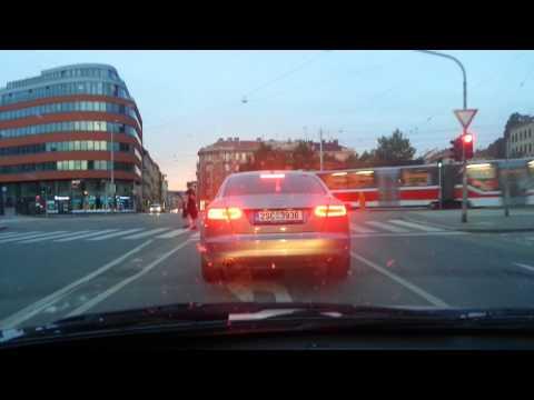 Honda CRX type R street