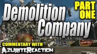 EXPLOSION SIMULATOR - Demolition Company Gold - (Part 1)