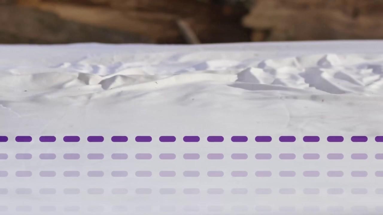 Purple Mattress Protector Sasquatch 6 Second Video Youtube