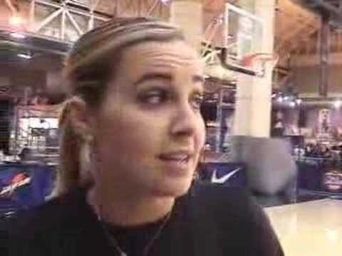 Becky Hammon Breaks Free Throw Record