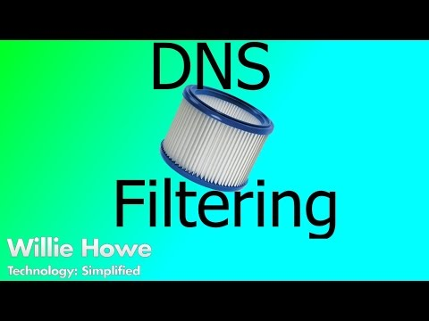 DNS Filtering - Switch From A Local Content Filter To A DNS Content Filter - Home Use
