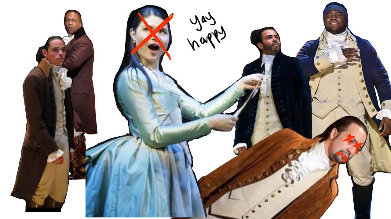 Hamilton: A 2hr Fever Dream
