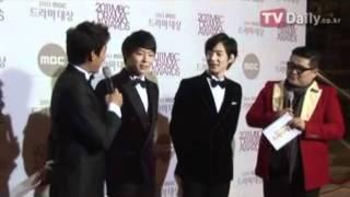 ユチョン、新人賞おめでとう~~~!! ----兄弟二人で授賞式に参加でき...