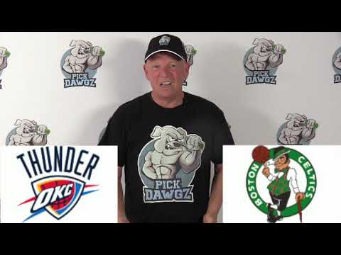 Boston Celtics vs Oklahoma City Thunder 3/8/20 Free NBA Pick and Prediction NBA Betting Tips