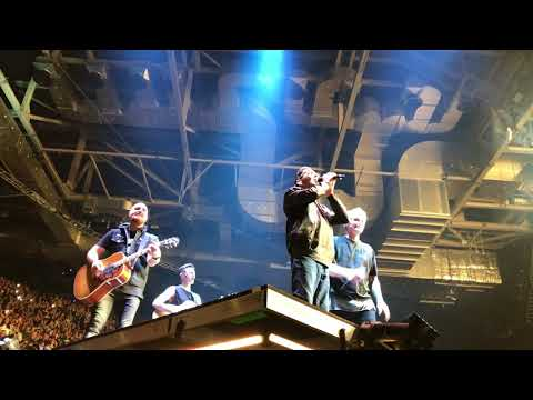 The Script & Christy Dignam Crazy World, 3Arena Dublin, 09/02/2018