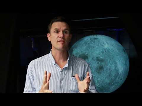 Museum of the Moon by Luke Jerram