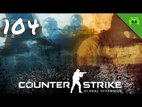 COUNTERSTRIKE # 104 «»  Let's Play Counterstrike GO | Full HD