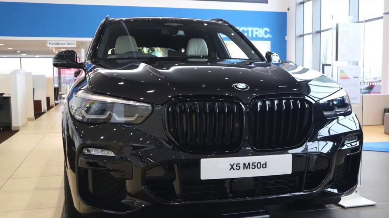 2020 BMW X5 SAV M50d 3.0 - YouTube