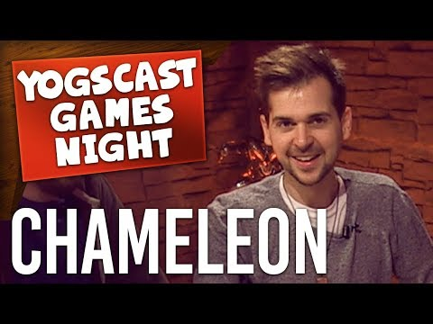 HE'S LYING! | The Chameleon (Games Night)