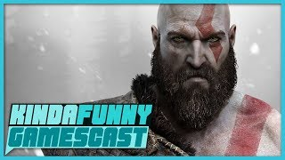 God of War Spoilercast (w/Cory Barlog) - Kinda Funny Gamescast Special