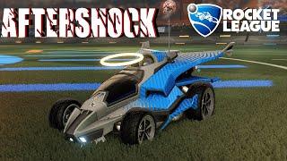 Aftershock | Utopia Coliseum Field | Car Preview | Rocket League