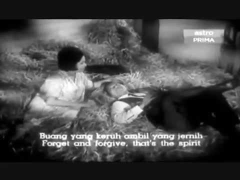 SEDANGKAN LIDAH LAGI TERGIGIT   P RAMLEE TIGA ABDUL 1964