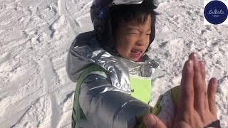 [랄랄라 TV]유아스키캠프 스키강습  에덴벨리