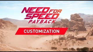 Need For Speed Payback - Customization Mercedes G Class AMG