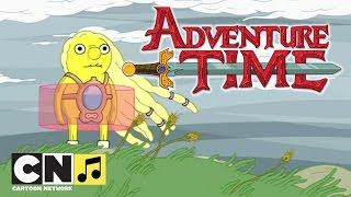 Äventyrsdags Junge Citronens Lied der Hoffnung | Das Cartoon Network