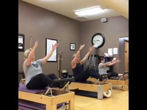 Rivercity Pilates Reformer Class