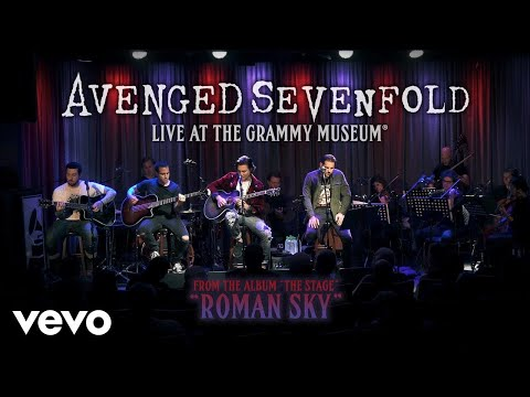 Avenged Sevenfold - Roman Sky (Live At The GRAMMY Museum®)