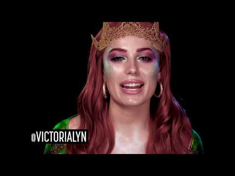 Faces of DC: Mera Halloween Makeup Tutorial thumbnail