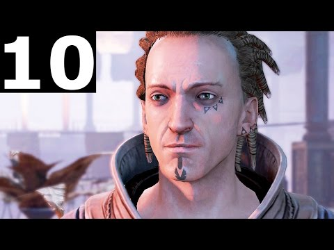 The Technomancer Part 10 - Subterfuge   Meet Merchant Prince  - Walkthrough Gameplay (No Commentary)