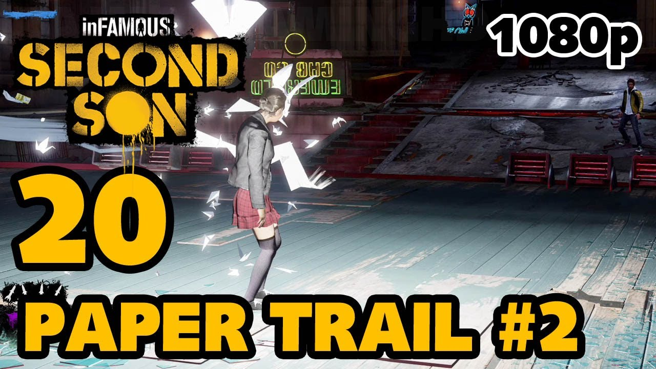 infamous paper trail part 5 help Infamous paper trail part 6 tutorial alunnite infamous paper trail part 6 tutorial just follow celia until she takes you to a room, were you will find the final dove and a cut-scene will activate .