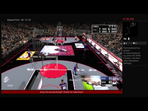 NBA 2K17 MYTEAM WEEKLY CHALLENGE: 2nd Game vs Kings using 4 Pacers