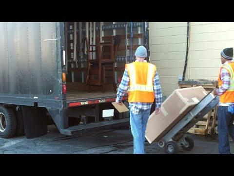 Delivery Truck Drivers And Driver Sales Workers Occupational