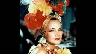 Carmen Miranda - Canjiquinha Quente