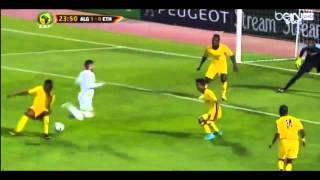Algeria vs Ethiopia 7-1 - 25/03/2016 CAN 2017 HD 720p