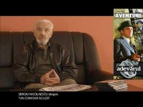 Interviu Sergiu Nicolaescu despre Un...