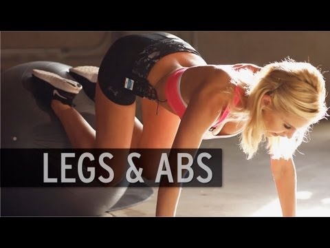Ab Workout : Intense partner abs workout that will push you to the limit!