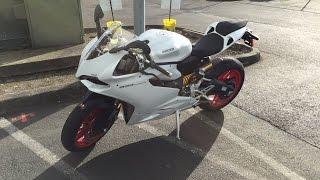 2015 Ducati 899 Panigale POV Ride (60FPS)