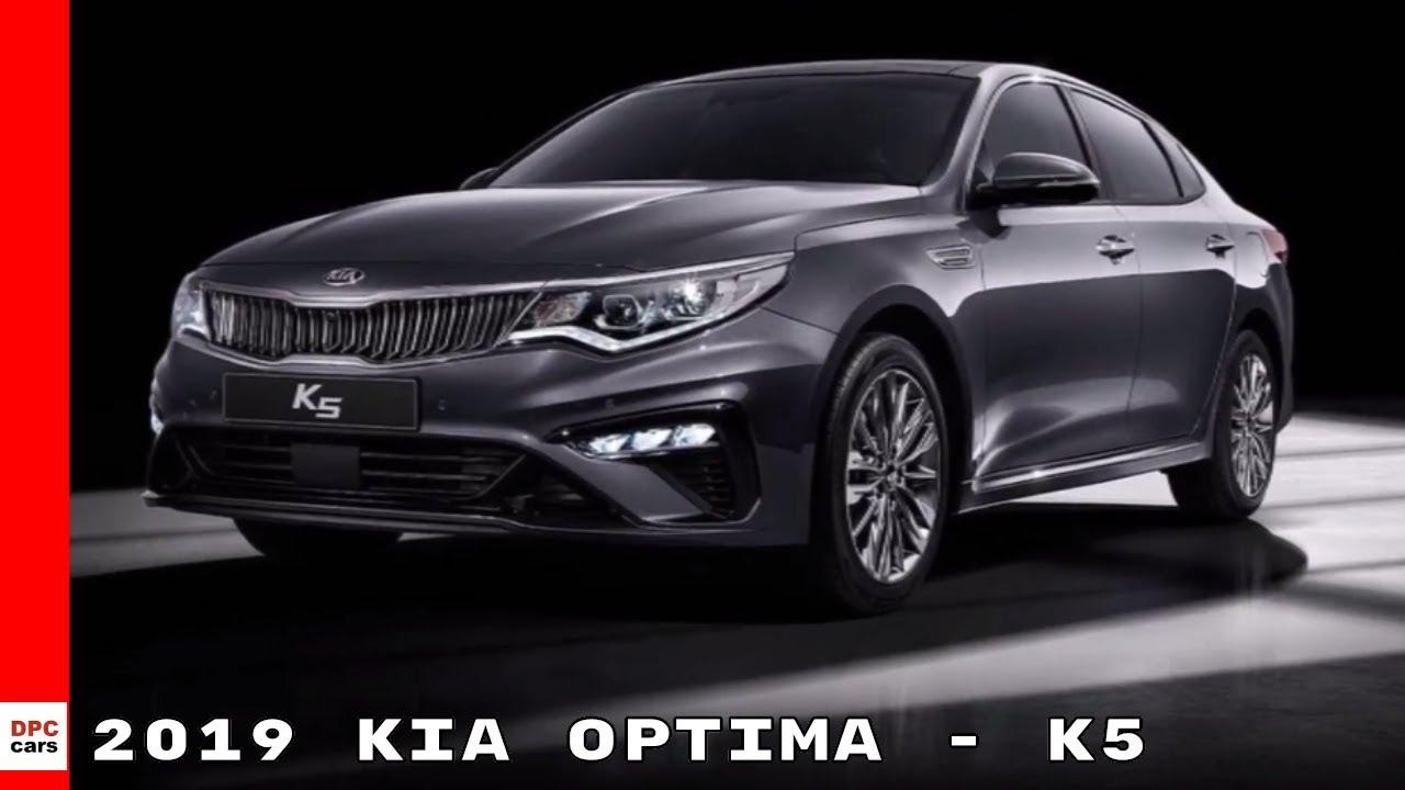 2019 Kia Optima K5