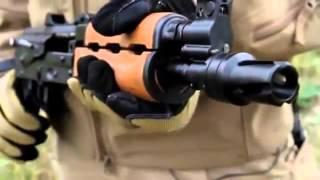 كلاشنكوف m92 لحماية الشخصيات  شيء جميل جداً
