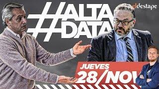 El ministro de Economía de Alberto Fernández | #AltaData, todo lo que pasa en un toque