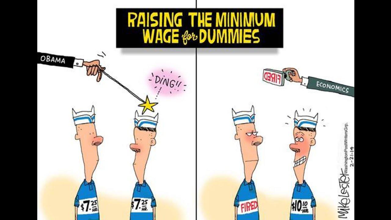 History of Washington Minimum Wage