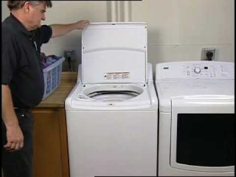 Washing Machine Diagnostic Test Amp Error Codes Cabrio