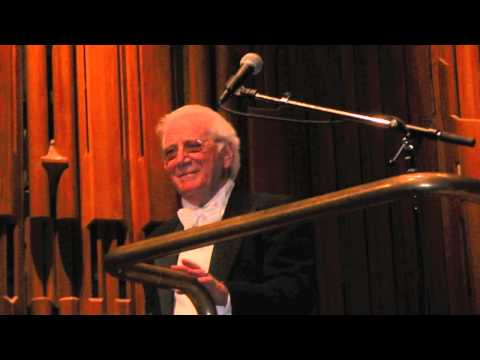 Jerry Goldsmith in Concert with The LSO in '89 - Part 1