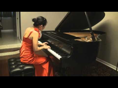 CommonApp Music Supplement: Jennifer Tu, piano