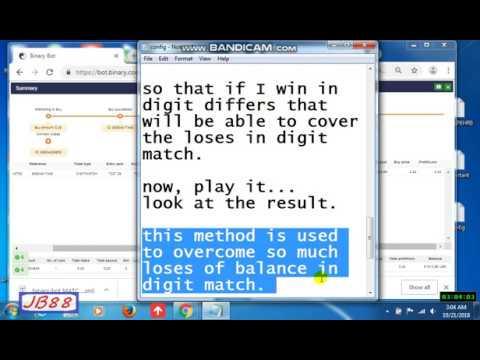 Binary trading bot software