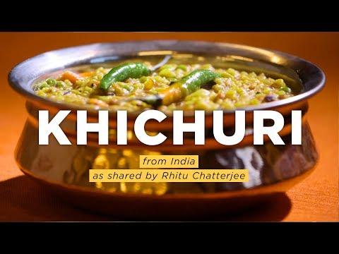 Khichuri: An Aromatic Rice And Lentil Dish For The Monsoon Season   NPR Hot Pot