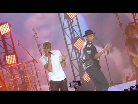 Enrique Iglesias  El Pardon/Bailando--Live Forum Assago Milano 20.5..2017