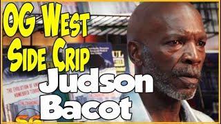 Oldest Crip, Judson Bacot, on how Westside Crip started at Saint Andrews Park (pt.1of2)