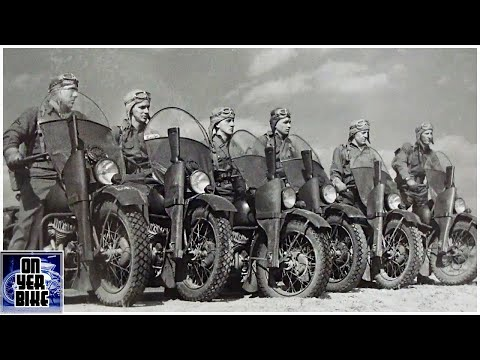 10 Two Wheeled War Machines | A Brief History Of Ten Military Motorcycles
